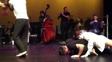 The Subtle Body Transmission Orchestra + Dance Performance Group, 5 October 2013