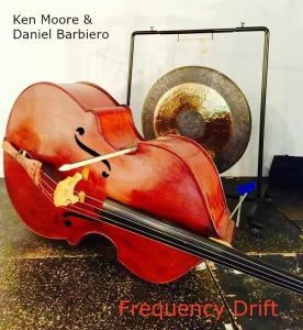 Frequency Drift cover image by Beth Taylor Photography